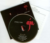 Steely Dan - Aja, CD and inserts