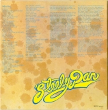 Steely Dan - Can't Buy A Thrill, Back cover