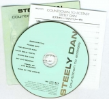 Steely Dan - Countdown To Ecstasy, CD and inserts