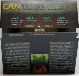 Can - Tago Mago, Disk Union Promo Cover. Back side