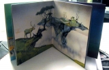 Yes - Yessongs, Centre pages of booklet style cover