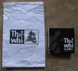 Who (The) - POCP Target Obi Series, T-Shirt and binder for Japanese sheets