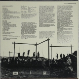 Third Ear Band - Music From Macbeth, Back Cover