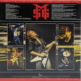 Michael Schenker Group - Rock Will Never Die (+6), Back  Cover
