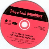 Hatch, Tony - Hit the Road to Themeland, CD