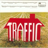 Traffic - Traffic +3, Back cover