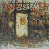 Black Sabbath - Mob Rules, English Booklet