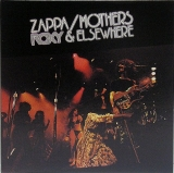 Zappa, Frank - Roxy and Elsewhere, Front Cover