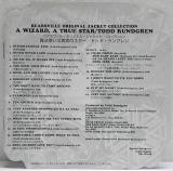 Rundgren, Todd - Wizard: A True Star, CD Booklet