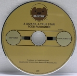 Rundgren, Todd - Wizard: A True Star, CD