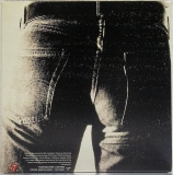 Rolling Stones (The) - Sticky Fingers, Back  Cover