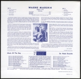 Marsh, Warne - Quartet,