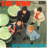 Who (The) - My Generation +17, (U.K. cover) - Front