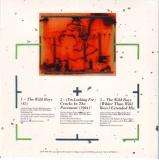 Duran Duran - The Singles 81-85 Boxset, CD12 Sleeve [Back]