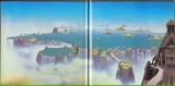 Yes - Close To The Edge, Inside Gatefold - Roger Dean