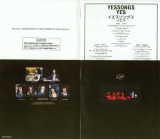 Yes - Yessongs, Inserts