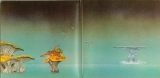 Yes - Yessongs, Roger Dean Gatefold 1 (Arrival)