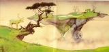 Yes - Yessongs, Roger Dean Gatefold 2 (Awakening)