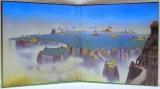 Japanese inside gatefold