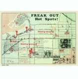 Zappa, Frank - Freak Out!, Hot spots (single sided insert)