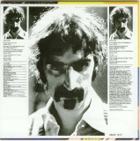 Zappa, Frank - Weasels Ripped My Flesh, Back cover
