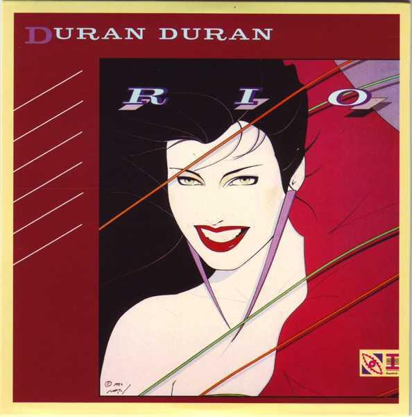 CD7 Sleeve [Front], Duran Duran - The Singles 81-85 Boxset