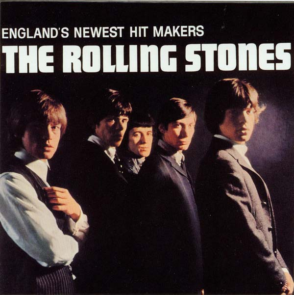 Cover (No obi), Rolling Stones (The) - England's Newest Hit Makers
