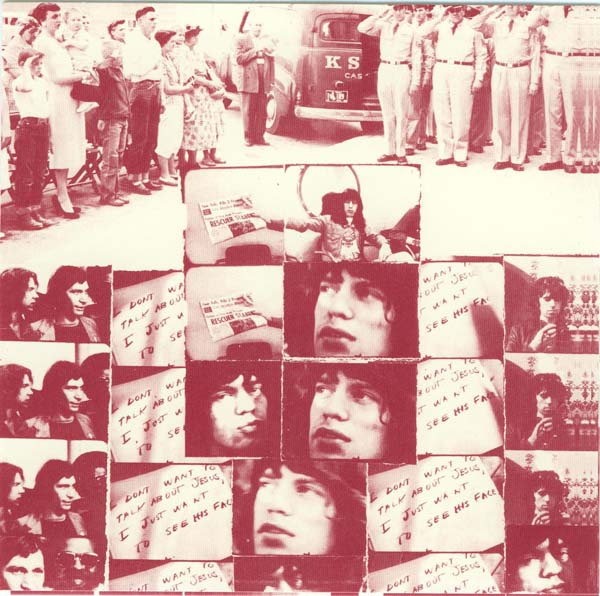Inner sides 1 and 2 (back), Rolling Stones (The) - Exile on Main Street