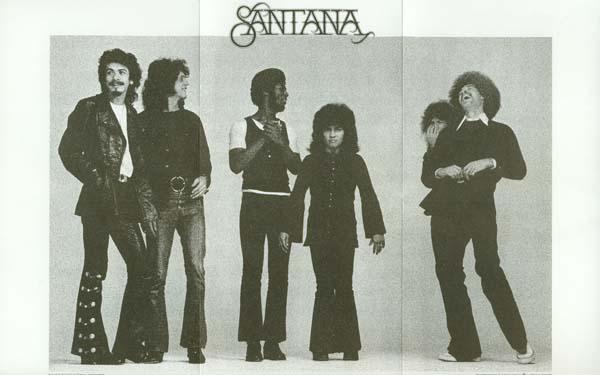 Poster, Santana - Abraxas +3