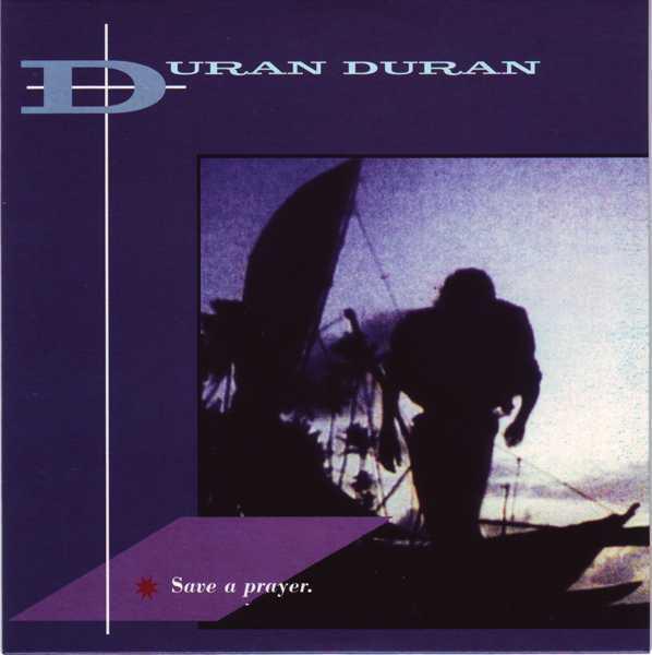 CD6 Sleeve [Front], Duran Duran - The Singles 81-85 Boxset