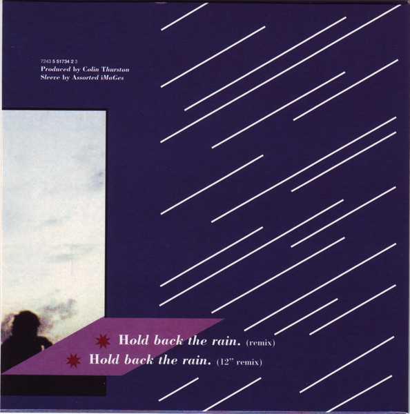 CD6 Sleeve [Back], Duran Duran - The Singles 81-85 Boxset