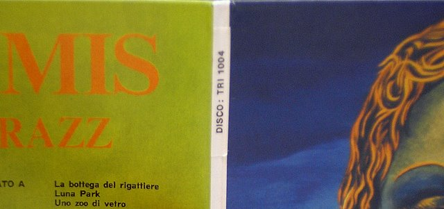 Cover 2002 sticker, Semiramis - Dedicato a Frazz