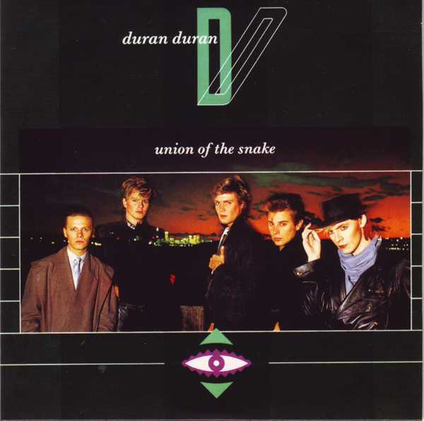 CD9 Sleeve [Front], Duran Duran - The Singles 81-85 Boxset