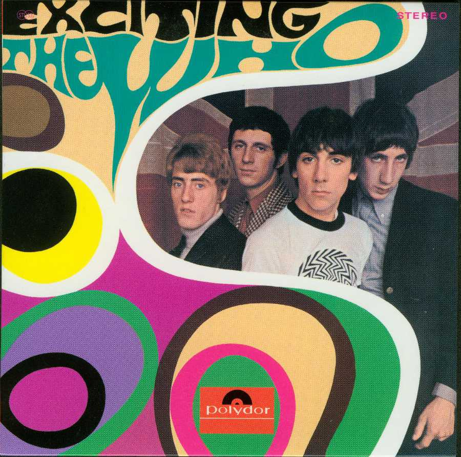 Exciting the Who promo cover no obi, Who (The) - My Generation +17