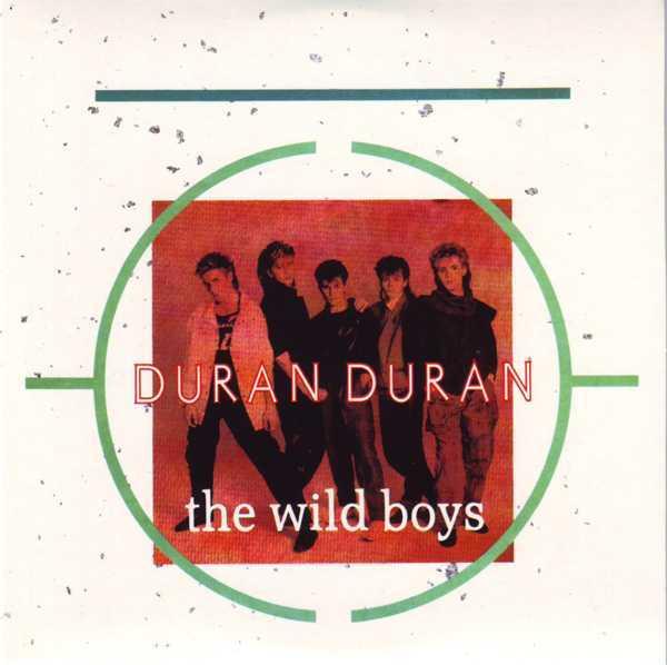 CD12 Sleeve [Front], Duran Duran - The Singles 81-85 Boxset