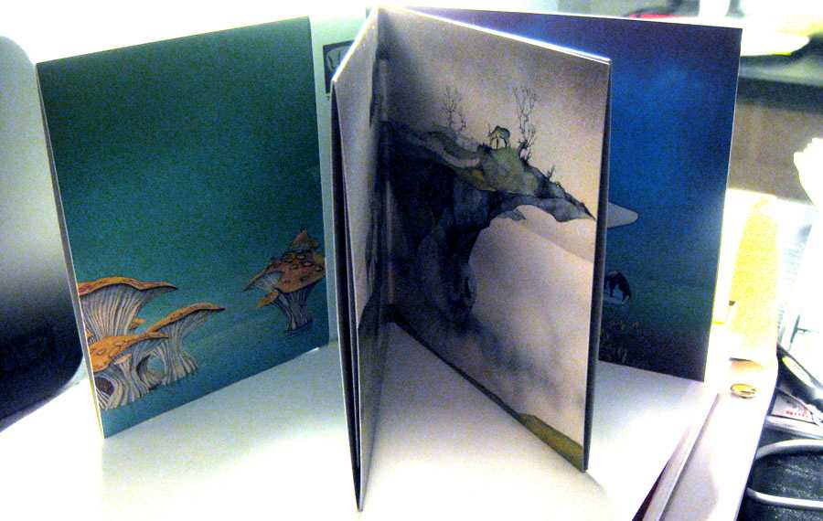 Booklet style cover, Yes - Yessongs